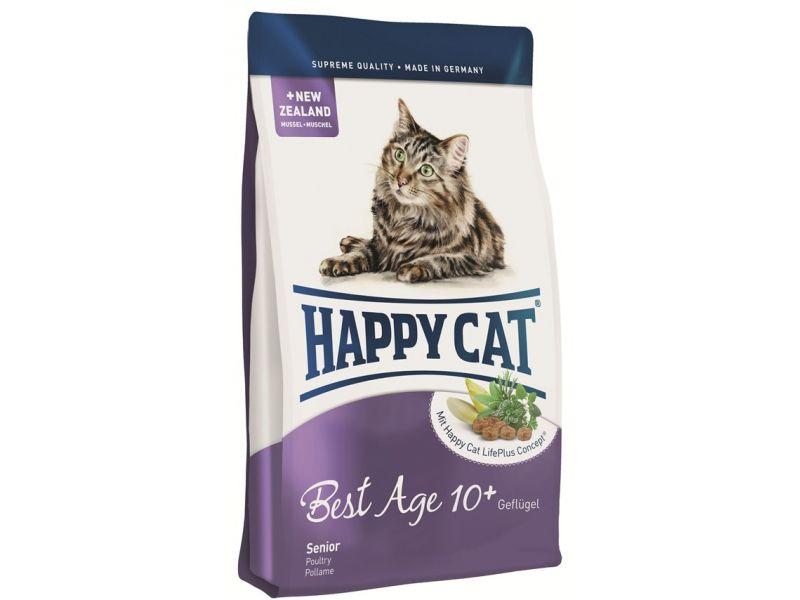Сухой корм Happy Cat Supreme для ПОЖИЛЫХ кошек (Adult Senior) - Фото