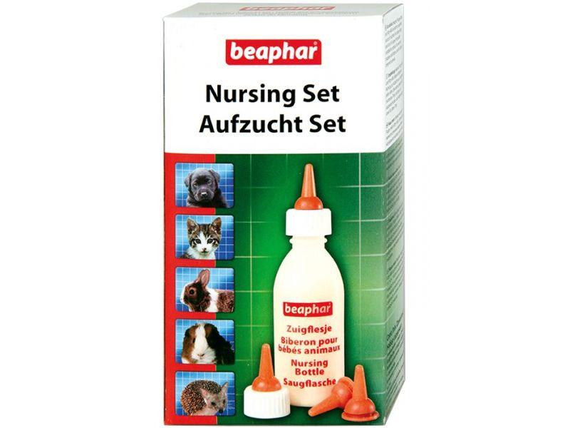 Набор Beaphar для ВСКАРМЛИВАНИЯ щенков и котят (Feeding Set) - Фото