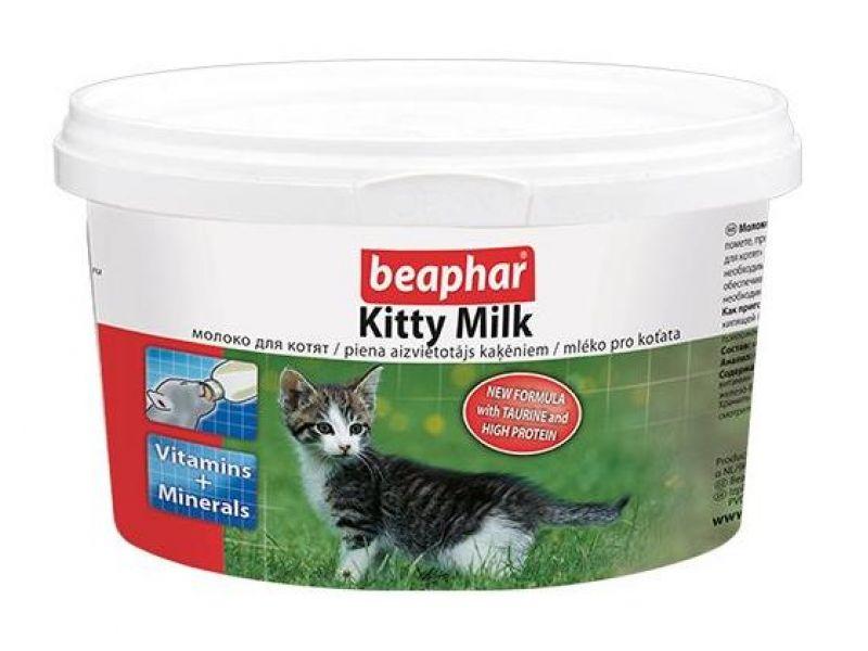 Beaphar Молочная смесь для котят (Kitty Milk), 200 гр - Фото