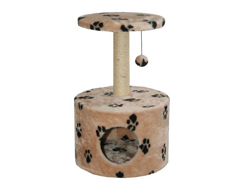 """Darsy Домик """"Karla"""", для кошки, меховой, РАЗНЫЕ РАСЦВЕТКИ, 39*60 см   - Фото"""