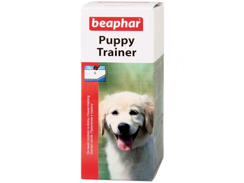 Beaphar Средство для приучения щенков к туалету (Puppy Trainer), 50 мл - Фото
