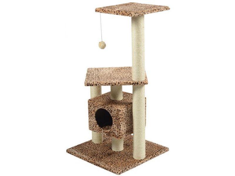 Triol Игровой комплекс для кошек (NT3069), 56*56*111,5 см - Фото