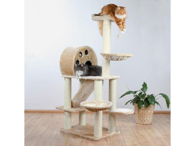 """Trixie Комплекс для кошки меховой """"Allora"""" (44071), 77*57*176 см   - Фото"""