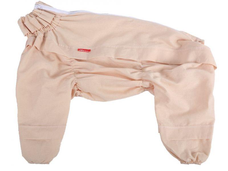 OSSO Fashion Комбинезон с ловушками от клещей, для собак (ДЕВОЧЕК), размеры 25 - 40 - Фото