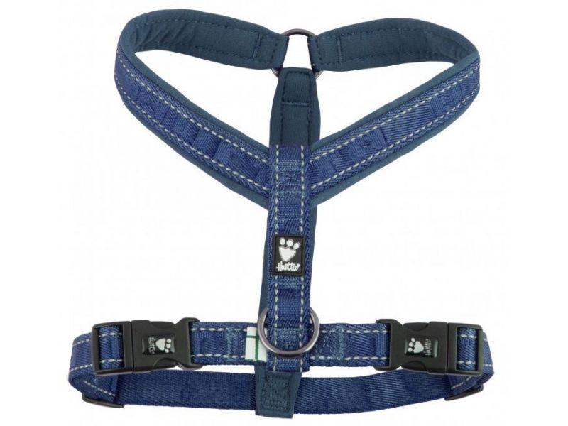 Hurtta Casual Y-Harness Шлейка для собак, синяя - Фото