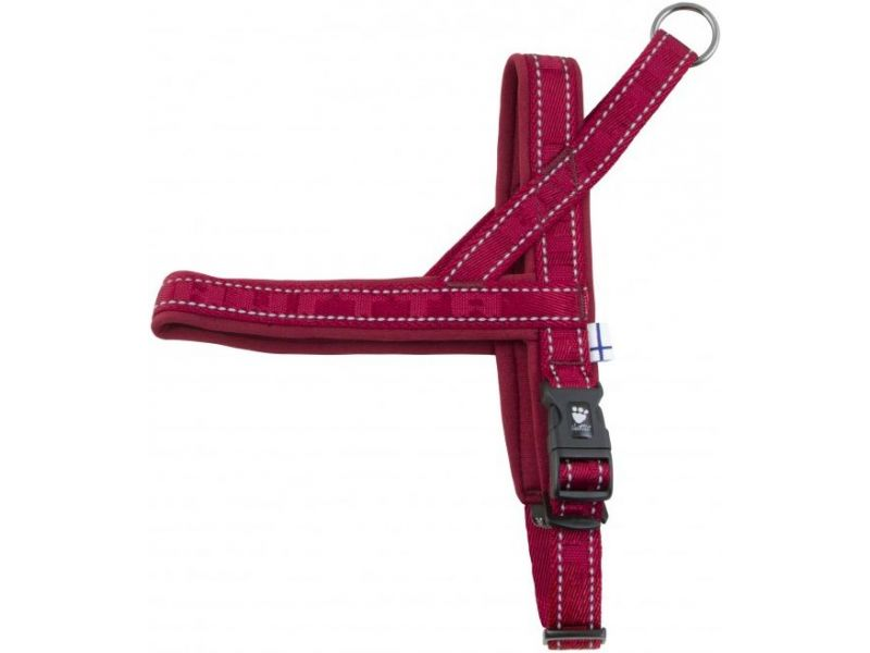 Hurtta Casual Harness Шлейка для собак, красная - Фото