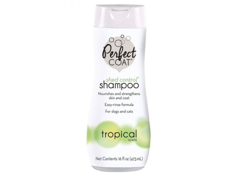 Шампунь 8 in 1, укрепляющий шерсть собак (PC Shed Control Shampoo), 473 мл - Фото