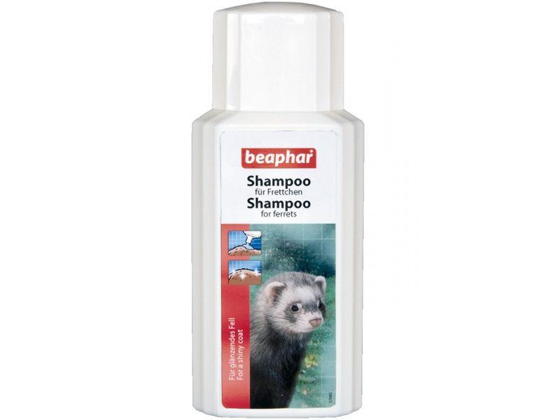 Beaphar Шампунь для хорьков (For Ferrets), 200 мл   - Фото