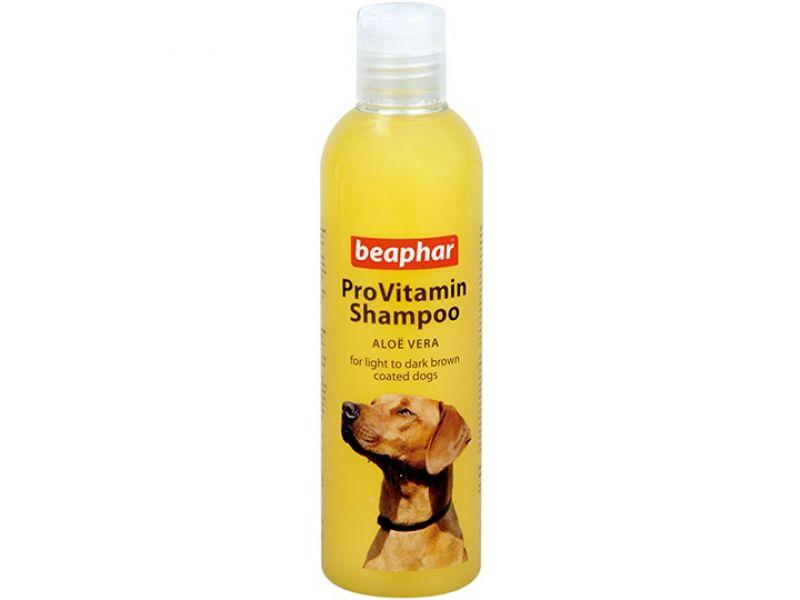 "Beaphar Шампунь ""Pro Vitamin"" для собак рыжих окрасов (Aloe Vera), 250 мл - Фото"