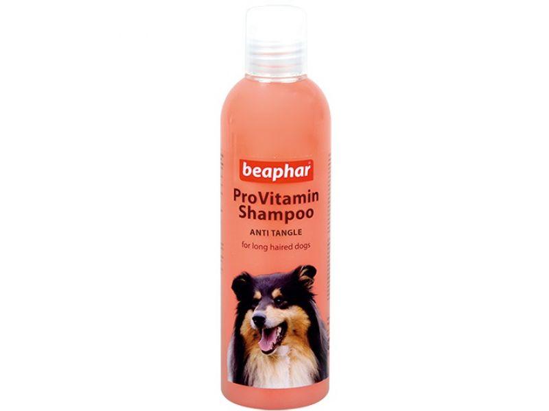 """Beaphar Шампунь """"Pro Vitamin"""" от колтунов для собак с длинной шерстью (Anti Tangle), 250 мл - Фото"""