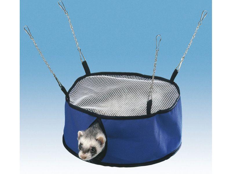 Ferplast Подвесная палатка для хорьков, нейлон, 26*10,5 см  - Фото