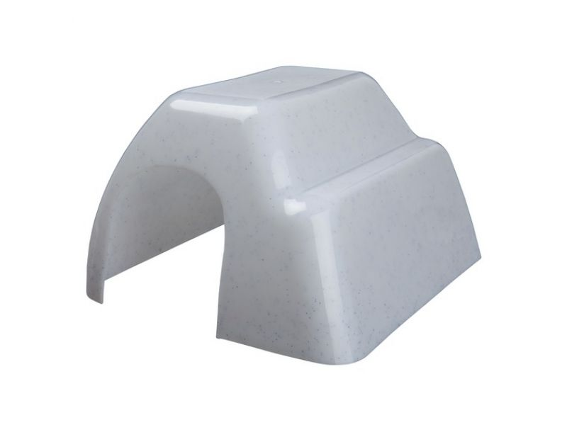 Trixie Домик для кролика, пластик (61343), 29*19*33 см - Фото