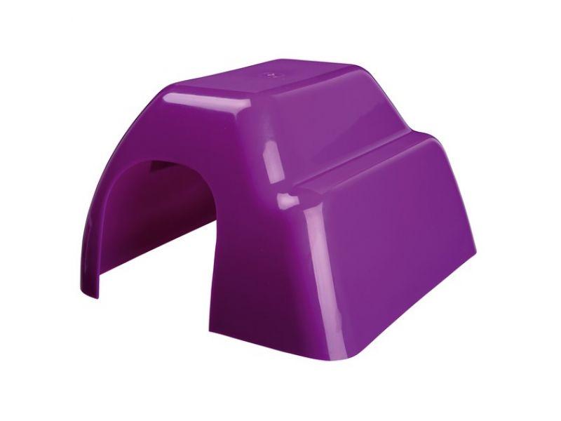 Trixie Домик для морской свинки, пластик (61342), 23*15*26 см - Фото