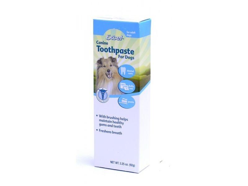 8 в 1 Зубная паста для собак (Canine Tooth Paste), 92 гр - Фото
