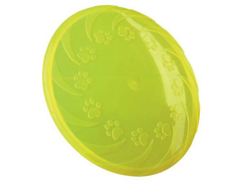 Trixie Диск для фрисби, для игры на воде и суше, для собак, силикон - Фото
