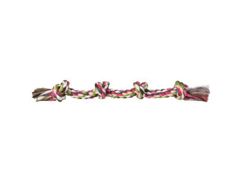 Trixie Веревка с узлом, для собак (3274), 360 г/54 см  - Фото