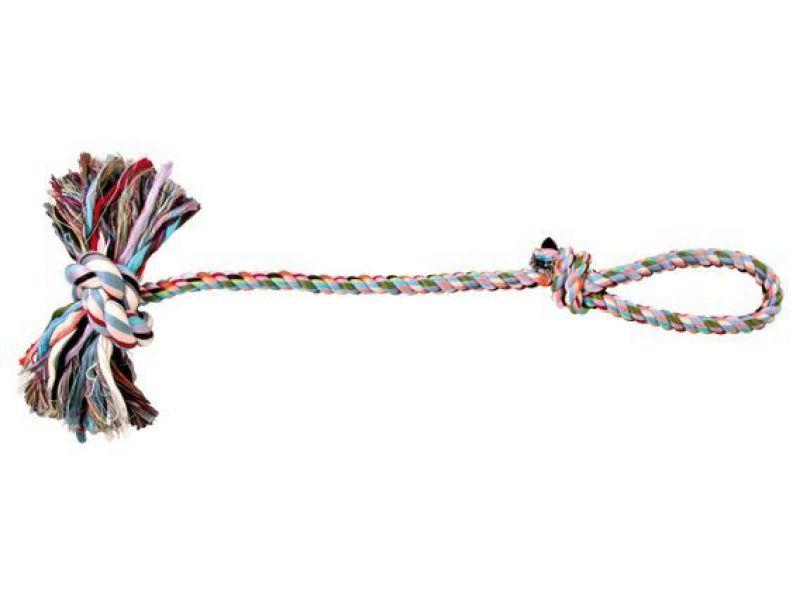 Игрушка Trixie для собак - Веревка с узлом (3279), 270 г/70 см - Фото