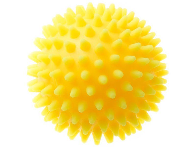 """Зооник """"Мяч массажный №4"""" для собак, винил, 9,5 см - Фото"""