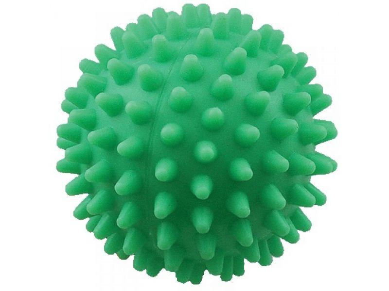 """Зооник """"Мяч массажный №2"""" для собак, винил, 8,5 см - Фото"""