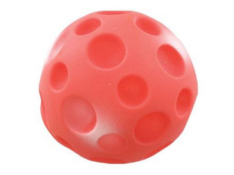 """Зооник """"Мяч-луна большая"""" для собак, винил, 14 см - Фото"""