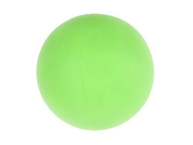 Homepet Светящийся мяч для собак, резина, 6 см - Фото