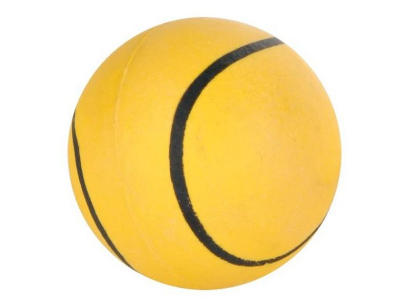 Trixie Мяч для игры на воде, для собак, мягкая резина (3440), 5,5 см  - Фото