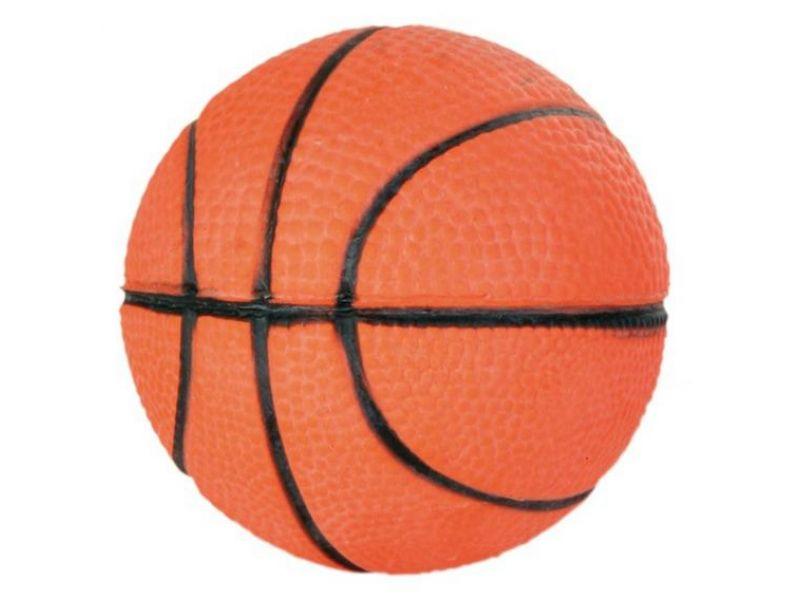 Trixie Мяч для игры на воде, для собак, мягкая резина (3441), 6 см   - Фото