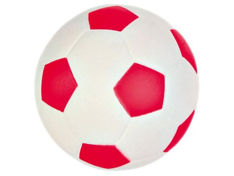 Trixie Мяч для игры на воде, для собак, мягкая резина (3442), 7 см   - Фото