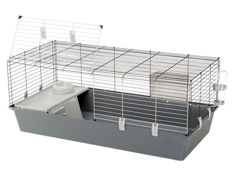 Ferplast Клетка RABBIT 120 для кроликов и морских свинок, 118*58*51,5 см  - Фото
