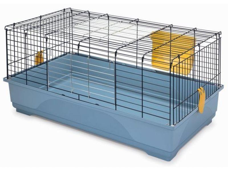 """IMAC Клетка """"CAVIA EASY 100"""" для кроликов и морских свинок, 100*54,5*45 см  - Фото"""