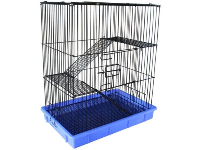 Triol Клетка для животных, 55,5*37*64 см (С1) - Фото