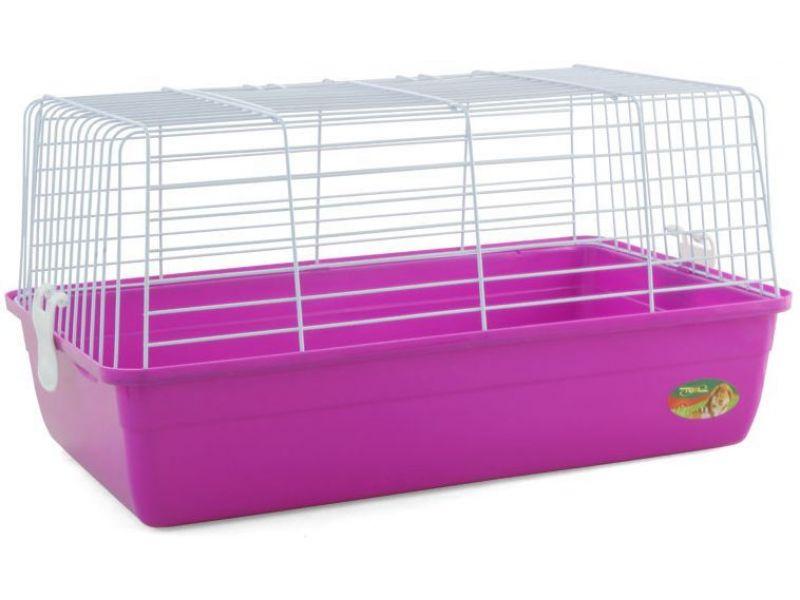 Triol Клетка для кроликов, 60*35,5*32 см   - Фото