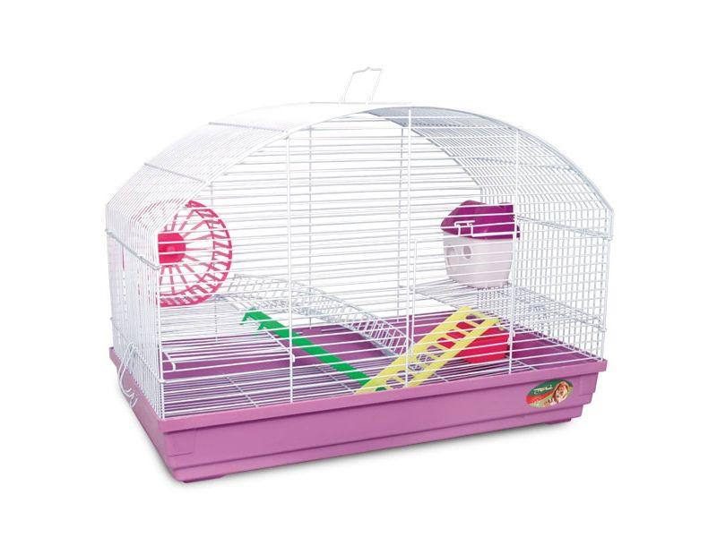 Triol Клетка для мелких грызунов, 58*32*41 см   - Фото