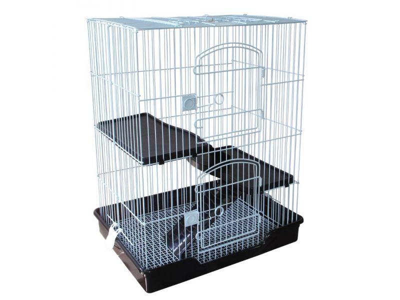 Triol Клетка для животных, 61*46*77 см (С5-1) - Фото