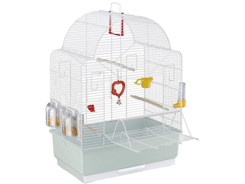 Ferplast Клетка IBIZA OPEN для птиц, 49,5*30*69 см   - Фото