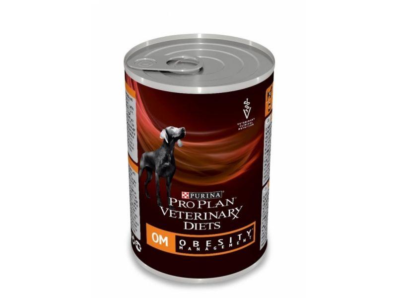 Влажный веткорм Purina для собак при ожирении (Dietts OM), 400 г - Фото