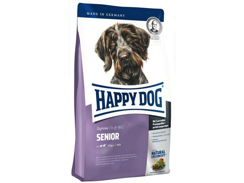 Сухой корм Happy Dog Supreme для ПОЖИЛЫХ собак (Senior), 12,5 кг - Фото