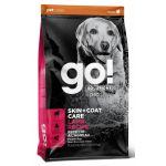 NEW Сухой корм GO Natural Holistic со свежим ЯГНЕНКОМ для щенков и собак (GO! SKIN + COAT Lamb Meal Recipe DF), 11,3 кг