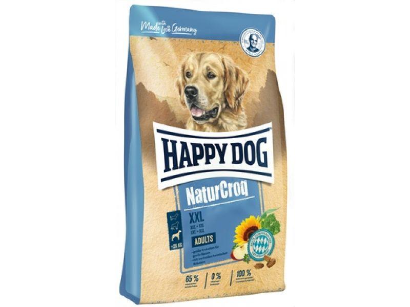 Happy Dog NaturCrog Сухой корм для собак КРУПНЫХ пород (NaturCroq XXL), 15 кг - Фото