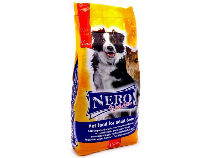 Сухой корм Nero Gold super premium для Собак: МЯСНОЙ коктейль (Nero Economy with Love) - Фото