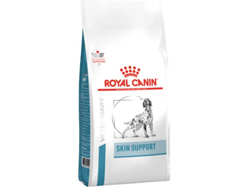 Royal Canin Сухой веткорм для собак при атопии и дерматозах (Skin Support) - Фото