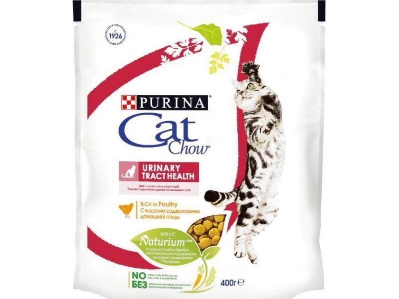 Cat Chow Сухой корм для профилактики МОЧЕКАМЕННОЙ БОЛЕЗНИ (Urinary Tract Health), для кошек - Фото