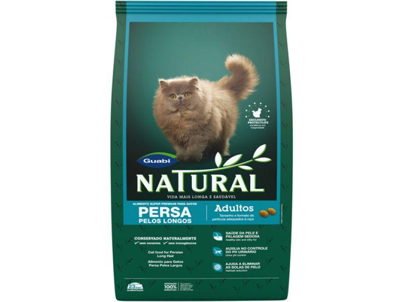 Guabi Natural Сухой корм для ПЕРСИДСКИХ кошек (Natural Adult Cat Persian), 7,5 кг - Фото