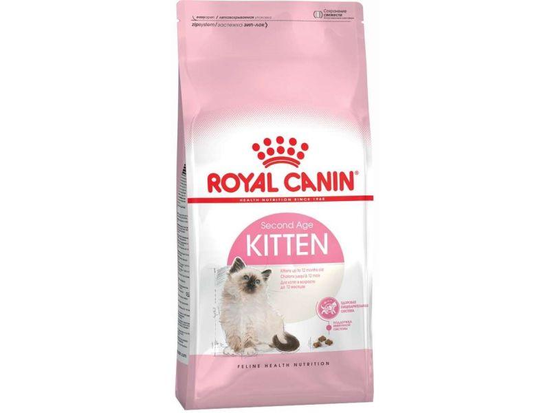 Royal Canin Сухой корм для котят (Kitten 36) - Фото