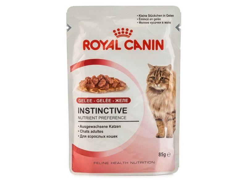 Корм royal canin baby kitten instinctive
