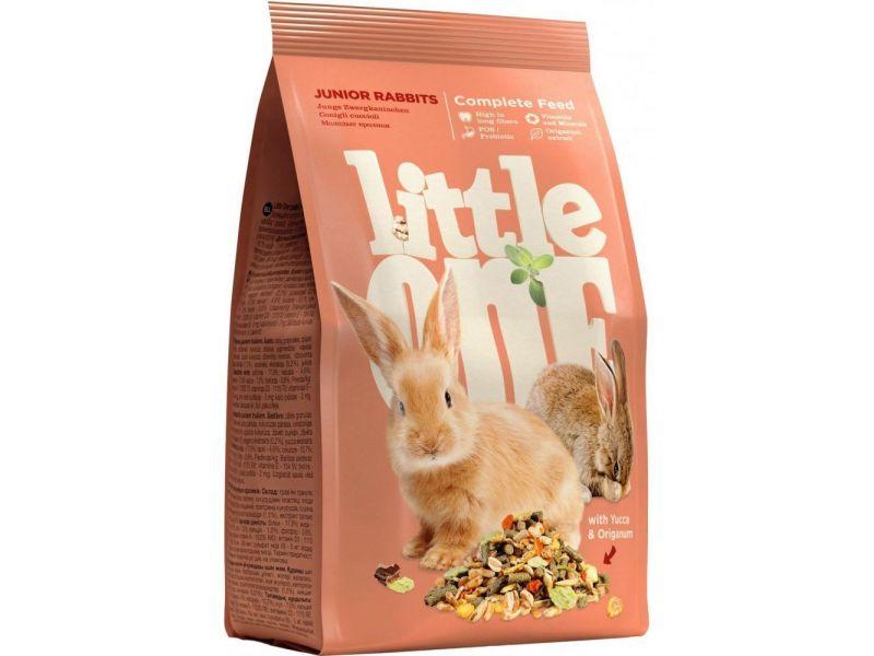 Little One Корм для МОЛОДЫХ кроликов - Фото