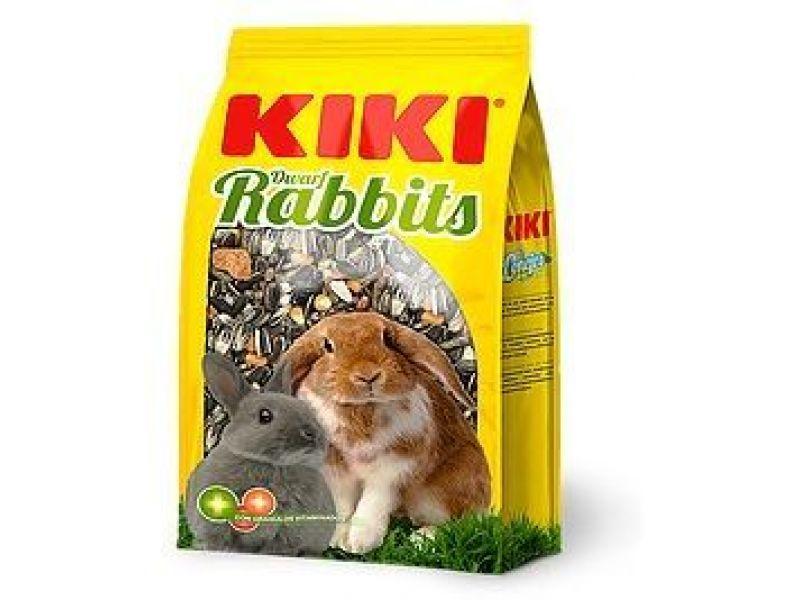 Сухой корм Kiki для ДЕКОРАТИВНЫХ КРОЛИКОВ, 800 гр - Фото