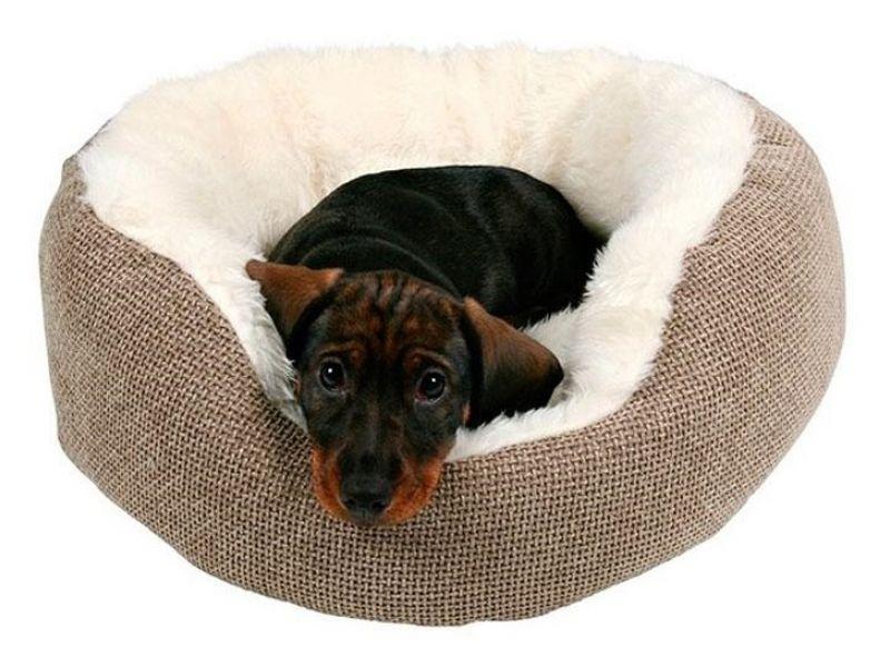 "Trixie Лежак ""Yuma"" для животных, мягкий (37041), 45 см    - Фото"
