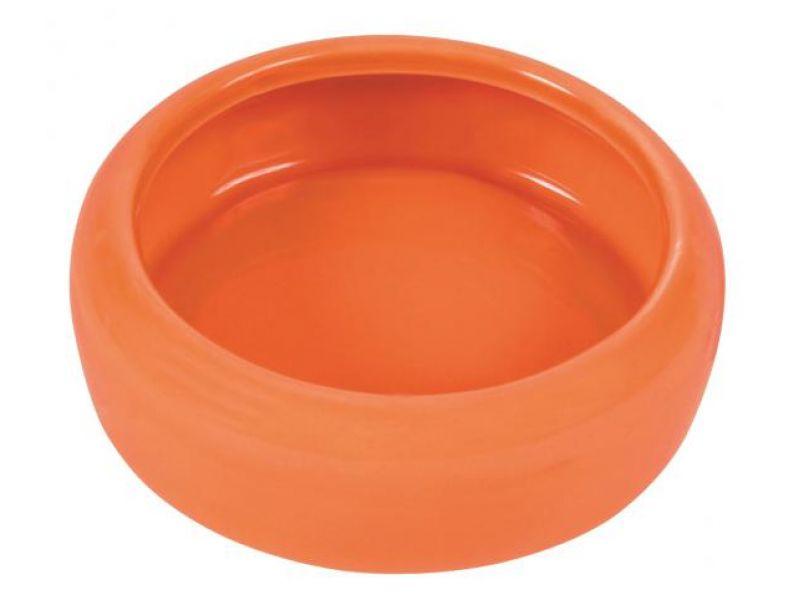 Trixie Миска керамическая для хомяков (60741), диаметр 9 см, 100 мл   - Фото