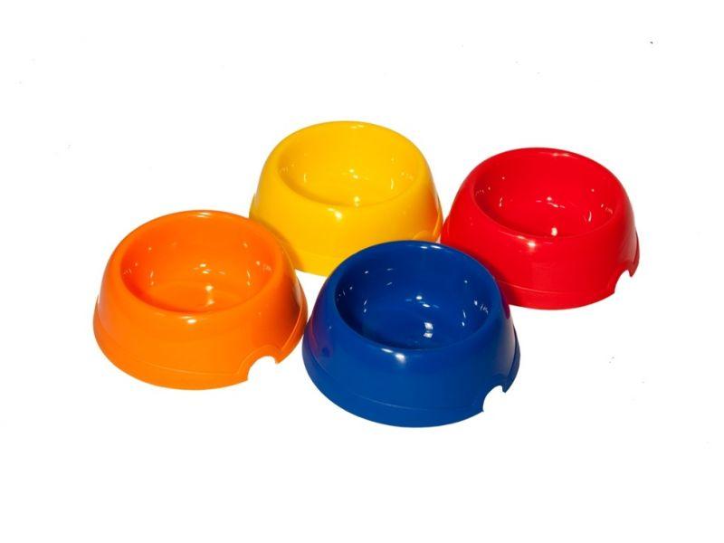 Yami-Yami Миска пластиковая №4, для собак, 750 мл  - Фото